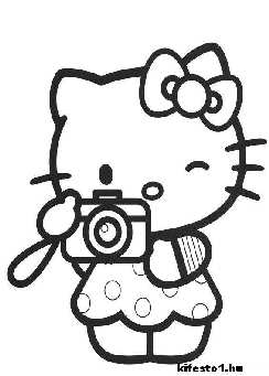Hello Kitty 1 kifesto