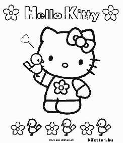 Hello Kitty 4 kifesto