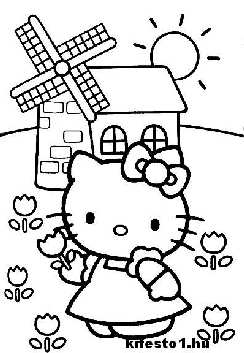 Hello Kitty 31 kifesto