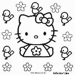 Hello Kitty 33 kifestok