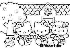 Hello Kitty 43 kifesto