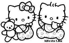 Hello Kitty 46 kifesto